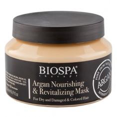 Маска для волос SEA OF SPA BIOSPA с аргановым маслом питательная 500 мл