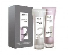 OLLIN PROFESSIONAL Биокомплекс универсальный ухаживающий для волос / OLLIN PERFECT HAIR OXYMORON 2 х 250 мл