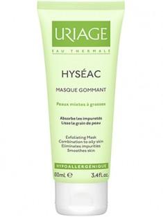 Uriage (Урьяж) Исеак Мягкая очищающая и отшелушивающая маска 100 мл