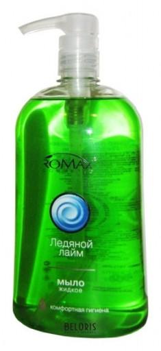 Мыло для рук ROMAX- Остров Чистоты