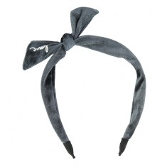 Ободок LADY PINK bow