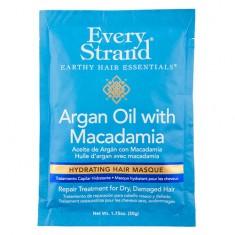 Маска для волос EVERY STRAND с маслом арганы и макадамии 50 г