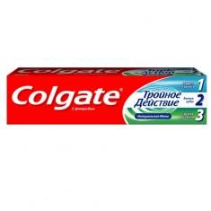 Колгейт Зубная паста Тройное действие 100мл COLGATE