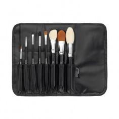 Набор кистей Makeup Secret BASIC 8 штук MAKE-UP-SECRET
