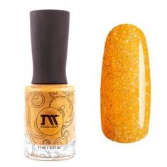 Masura, Лак для ногтей «Золотая коллекция», Медовая ириска, 11 мл