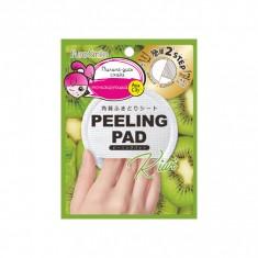 SunSmile Peeling Pad Пилинг-диск для лица с экстрактом киви, 1 шт