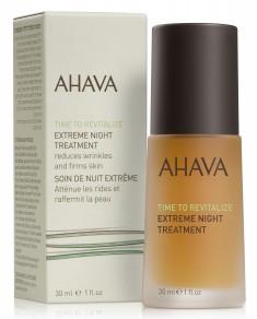 AHAVA Крем радикально восстанавливающий ночной / Time To Revitalize 30 мл