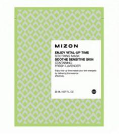 Тканевая маска успокаивающая MIZON Enjoy Vital-Up Time Soothing Mask
