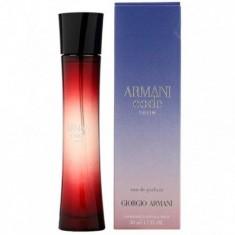GIORGIO ARMANI CODE SATIN вода парфюмерная женская 50 ml