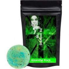Твердый шампунь для длительной чистоты 6 in 1 с полынью и анисом Absinthe Rock SHAMPOO-BAR