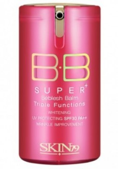 ВВ-крем SKIN79 Super plus beblesh balm triple functions SPF30 (Hot Pink) 40 г