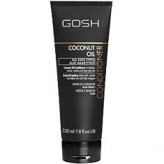 Кондиционер для волос с кокосовым маслом Coconut Oil GOSH