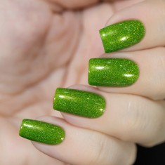 Masura, Лак для ногтей «Золотая коллекция», Spring green, 11 мл