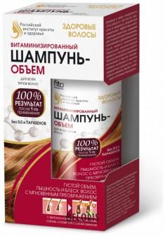 Шампунь для волос Фитокосметик ФИТОКОСМЕТИК