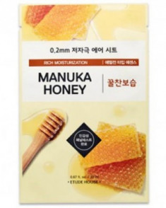 Маска с экстрактом мёда ETUDE HOUSE 0.2 Therapy Air Mask Manuka Honey