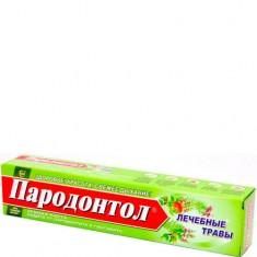 Зубная паста Лечебные травы ПАРОДОНТОЛ
