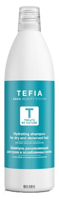 Шампунь для волос Tefia