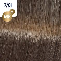 WELLA PROFESSIONALS 7/01 краска для волос, фундук / Koleston Perfect ME+ 60 мл