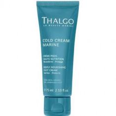 Восстанавливающий насыщенный крем для ног Deeply Nourishing Foot Cream Thalgo