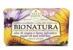 NESTI DANTE Мыло Масло аргании и альпийские травы / Argan Oil & Hay 250 г