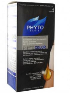Краска для волос PHYTOSOLBA Phyto Color 4 Шатен