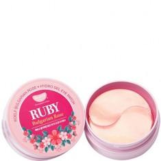 Патчи для глаз Hydro Gel Ruby & Bulgarian Rose Eye Patch KOELF