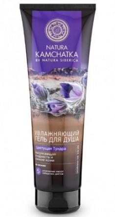 Гель для душа увлажняющий Natura Siberica Цветущая тундра 250мл