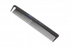 IBIZA HAIR Расческа карбоновая с широкими секциями / Carbon Comb Section