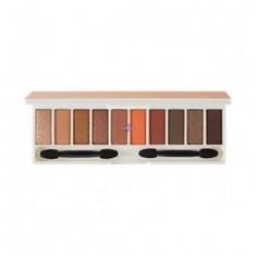 Палетка теней для глаз the SAEM Color Master Shadow Palette 04 Warm Orange