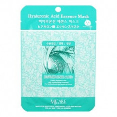 Маска тканевая гиалуроновая кислота Mijin Hyaluronic Acid Essence Mask 23гр