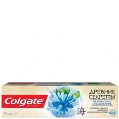 Зубная паста древние секреты безопасное отбеливание COLGATE