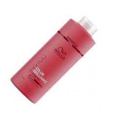 Wella brilliance line шампунь для окрашенных жестких волос 1000 мл Wella professionals