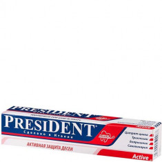 Зубная паста Profi Active President