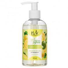 IRISK PROFESSIONAL Мыло жидкое для мацерации при маникюре Вкусные ручки, 02 дикий лимон 250 мл