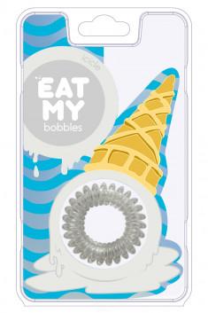 EAT MY BOBBLES Резинка для волос в цвете Лёд