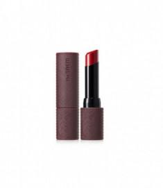 Помада для губ матовая THE SAEM Kissholic Lipstick Extreme Matte RD01 Red Some 3,8гр