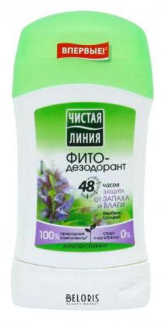 Дезодорант для подмышек Чистая линия ЧИСТАЯ ЛИНИЯ