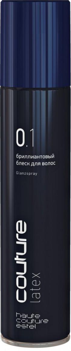 ESTEL HAUTE COUTURE Блеск бриллиантовый для волос / LATEX 300 мл