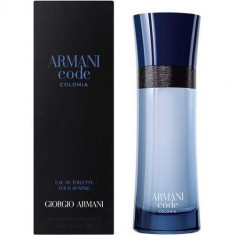 Туалетная вода Armani Code Colonia 75 мл GIORGIO ARMANI