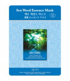 Маска тканевая морские водоросли Mijin Sea Weed Essence Mask 23гр