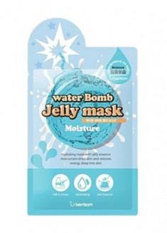 Маска для лица с желе увлажняющая Berrisom water Bomb Jelly mask moisture 33мл