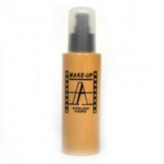 Тон-флюид водостойкий Make-Up Atelier Paris 5NB FLMW5NB нейтральный бежевый загар 100 мл