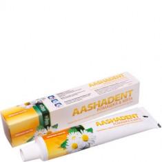 Зубная паста Ромашка - Мята Aasha Herbals
