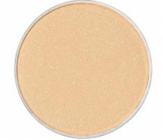 Тени прессованные Make-Up Atelier Paris T042 Ø 26 мерцающий ванильный запаска 2 гр