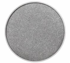 Тени прессованные Make-Up Atelier Paris T123 Ø 26 серый серебряный запаска 2 гр