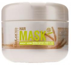 SALERM COSMETICS Маска питательная увлажняющая для волос / Wheat Germ 200 мл