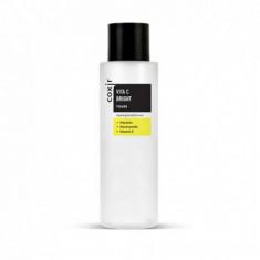 тонер выравнивающий тон кожи с витамином с coxir vita c bright toner