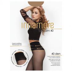 Колготки женские INNAMORE TALIA SLIM 40 den тон Daino р-р 4