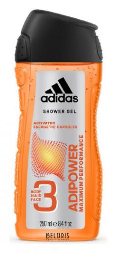 Гель для волос Adidas