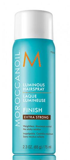 MOROCCANOIL Лак сияющий для волос / Luminous Hairspray Extra Strong 75 мл